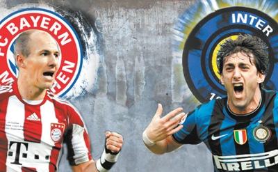 Bayern Múnich vs Inter de Milán