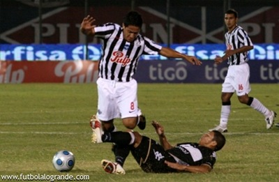 Olimpia vs Libertad
