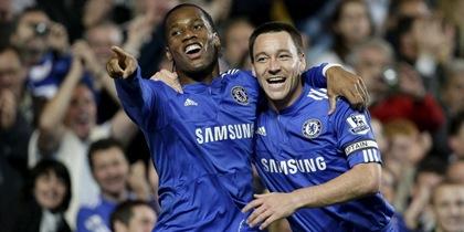 Chelsea 5 Blackburn Rovgers 0