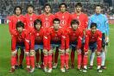 Corea del Sur, Sub 17
