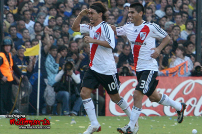 River Plate  2, Racing Club  1