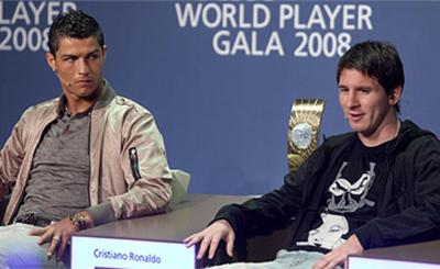 Messi y Ronaldo son dos jugadores colectivos