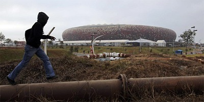Soccer Stadium de Johannesburgo