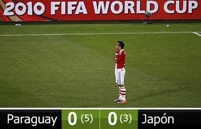 Paraguay clasifica a cuartos de final vía penales