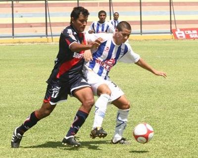 José Gálvez vs Alianza Atlético