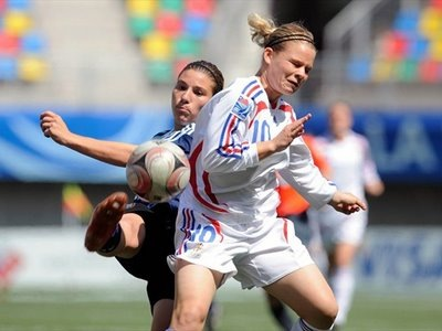 USA enfrenta a Suiza, Fútbol Femenino Mundial Sub 20