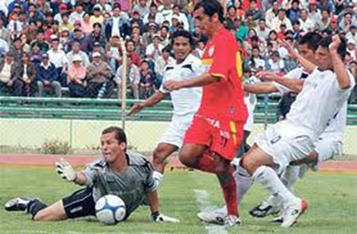 Sport Huancayo vs San Martin