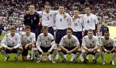 Inglaterra enfrenta a Hungria