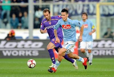 ACF Fiorentina vs SSC Napoli Serie A