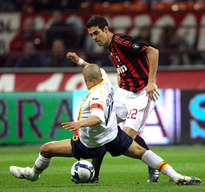 AC Milan v US Lecce Serie A