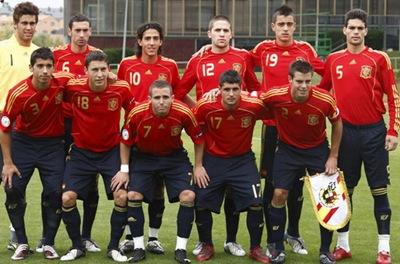 España se acerca al Europeo 2011