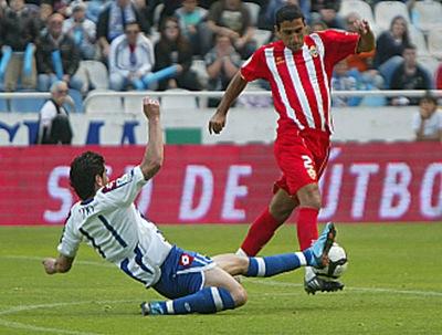 Deportivo de La Coruña vs UD Almería