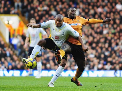 Tottenham Hotspur vs Wolverhampton Wanderers
