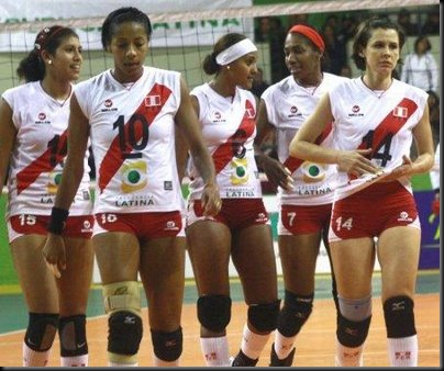 Seleccion Peruana de Voleibol