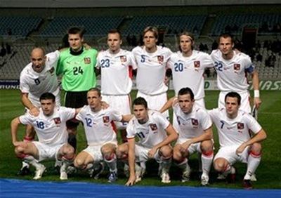 República Checa enfrenta a Escocia oior ka Eurocopa 2011