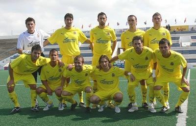Villarreal B enfrenta al Rayo Vallecano
