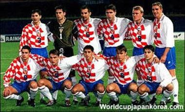 Croacia enfrenta a Israel por la Eurocopa 2011