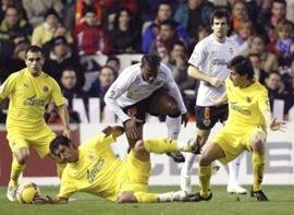Villarreal vs Valencia, por la Copa del Rey