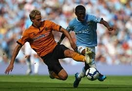 Manchester City vs. Wolverhampton Wanderers