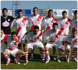 Rayo Vallecano enfrenta al FC Cartagena