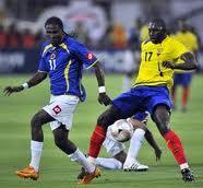 Colombia vs Ecuador, Sub 20