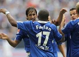 Schalke 04 visita al Hannover 96