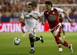 Deportivo de la Coruña vs Sevilla