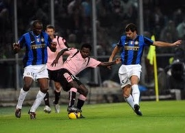 Inter vs Palermo