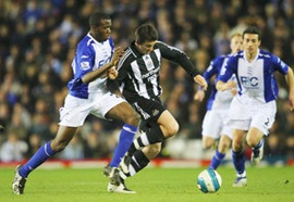 Birmingham City vs Newcastle United