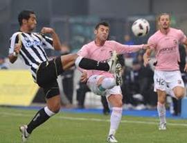 Palermo vs. Udinese Calcio