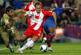 Hércules vs. UD Almería