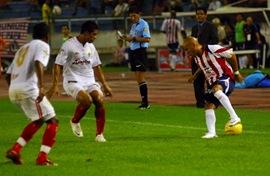 Junior de Barranquilla vs América de Cali