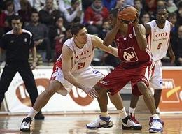 Bizkaia Bilbao Basket vs CAI Zaragoza