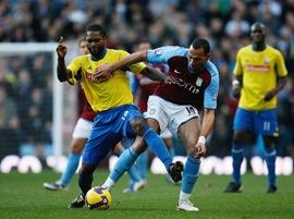 Aston Villa vs Stoke City