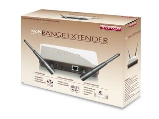 WL-330 Wireless Range Extender 300N