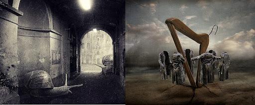 Sarolta Bán - surrealismo fotográfico