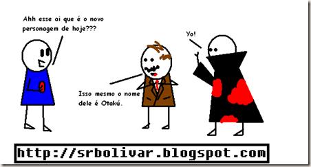 tira do otaku 1