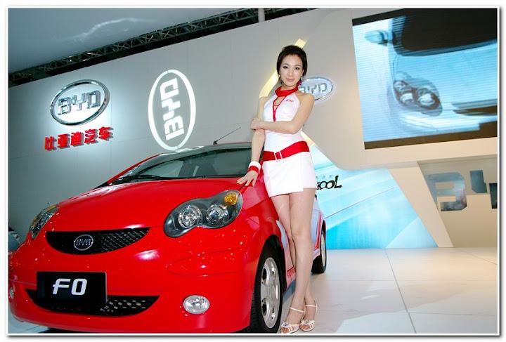 深圳車展分享照