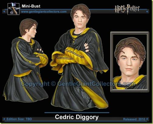 Mini-Busto Cedrigo Diggory