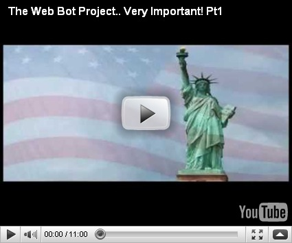 web bot project predictions By gary vey for viewzone did the web bot predict the future in 2010 i first wrote about the web bot in 2009 and reported the predictions it made for 2010.