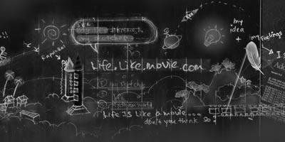 Finally! Blackboard + Chalk Effect!