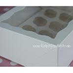 Förpackning till cupcakes