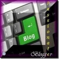 PassionateBloggerAward