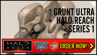 Mcfarlane Toys Halo Reach Action Figures Grunt Ultra