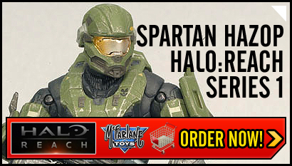Mcfarlane Toys Halo Action Figures Spartan hazop