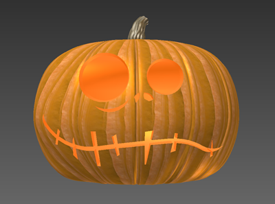 Pumpkin Screen Capture