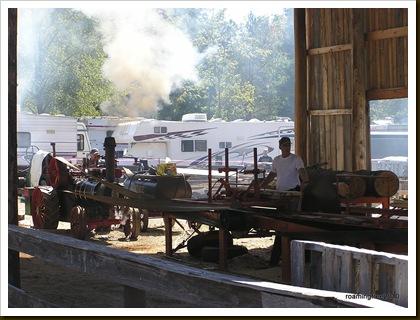 sawmill power