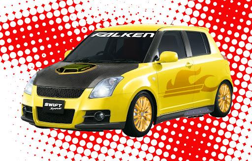 this is an Maruti Suzuki Swift