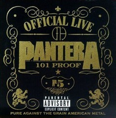 Official Live - 101 Proof front