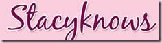 stacyknows logo